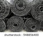 wire mesh | Shutterstock . vector #548856400