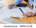 architect concepts  architect... | Shutterstock . vector #548911138