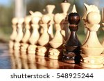 Chess On Board One