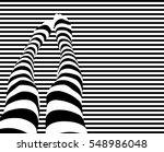 sexy legs. pop art background.... | Shutterstock .eps vector #548986048