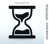 hourglass vector illustration   Shutterstock .eps vector #549015016