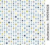 seamless geometric pattern  ... | Shutterstock .eps vector #549054028