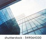 architecture details modern... | Shutterstock . vector #549064330