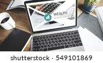 audit wealth investment finance ... | Shutterstock . vector #549101869
