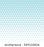 abstract geometric blue graphic ... | Shutterstock .eps vector #549110026