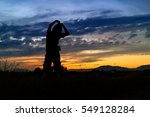 let success together ... | Shutterstock . vector #549128284