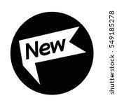 new icon | Shutterstock .eps vector #549185278