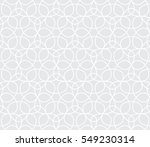 abstract geometric subtle gray... | Shutterstock .eps vector #549230314