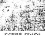 grunge black and white urban... | Shutterstock .eps vector #549231928