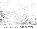 grunge black and white urban... | Shutterstock .eps vector #549242374