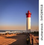 Umhlanga Lighthouse On The...
