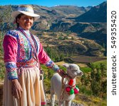 Colca Canyon  Peru   June 21...