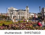dunedin  new zealand  19 march... | Shutterstock . vector #549376810