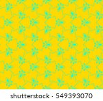 geometric shape abstract vector ... | Shutterstock .eps vector #549393070