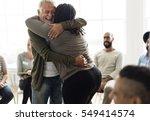 networking seminar meet ups... | Shutterstock . vector #549414574