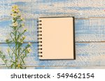 vintage flat lay composition of ...   Shutterstock . vector #549462154