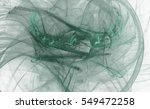 abstract fractal background.... | Shutterstock . vector #549472258