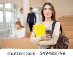 education first. beautiful... | Shutterstock . vector #549483796