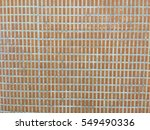 orange old rectangle tile... | Shutterstock . vector #549490336