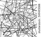 random lines abstract texture | Shutterstock .eps vector #549495088