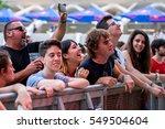 valencia  spain   jun 10  the... | Shutterstock . vector #549504604