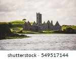 Rosserk Abbey Co. Mayo Ireland