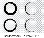 vector frames. circle for image.... | Shutterstock .eps vector #549622414