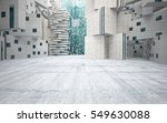 abstract background in the form ... | Shutterstock . vector #549630088