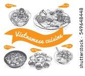 monochrome vector illustration... | Shutterstock .eps vector #549648448