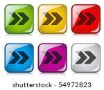 vector arrow buttons | Shutterstock .eps vector #54972823