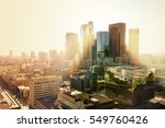 los angeles  california  usa... | Shutterstock . vector #549760426