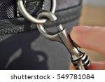 macro detail of male finger... | Shutterstock . vector #549781084
