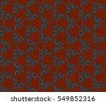 modern stylish texture.stylish... | Shutterstock .eps vector #549852316