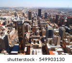 panoramic city view. central...   Shutterstock . vector #549903130