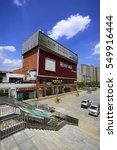 luannan county   june 12 ... | Shutterstock . vector #549916444