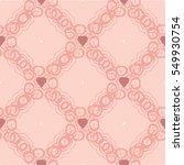 vector seamless patterns. red... | Shutterstock .eps vector #549930754