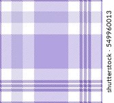 Seamless Plaid Pattern Print....
