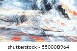 cold multicolor winter pattern. ... | Shutterstock . vector #550008964