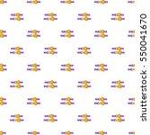seat belt pattern. cartoon... | Shutterstock . vector #550041670