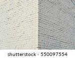 House Corner  Brick Wall...