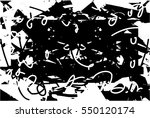 background black and white... | Shutterstock .eps vector #550120174