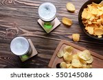 st. patrick day concept.... | Shutterstock . vector #550145086