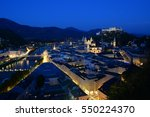 Night Life Of Hohensalzburg...