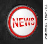 news button meaning global... | Shutterstock . vector #550242418