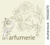 inscription parfumerie | Shutterstock .eps vector #55026070