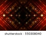 abstract bright glitter red... | Shutterstock . vector #550308040