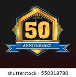 50 years anniversary shiny...