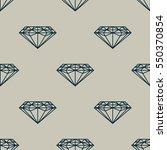 a seamless pattern with dark... | Shutterstock .eps vector #550370854