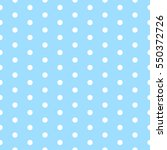 Blue Polka Dot. Baby Backgroun...