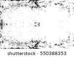 grunge black and white urban... | Shutterstock .eps vector #550388353
